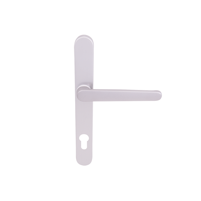 door handle for roller shutter (silver)