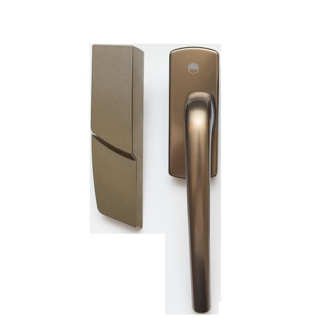Poignée de fenêtre de drutex Différentes Couleurs Stylo Longueur 35 mm Fenêtre Olive