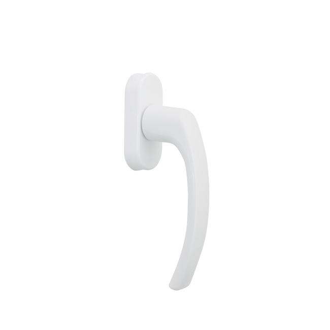 Window handle (white)