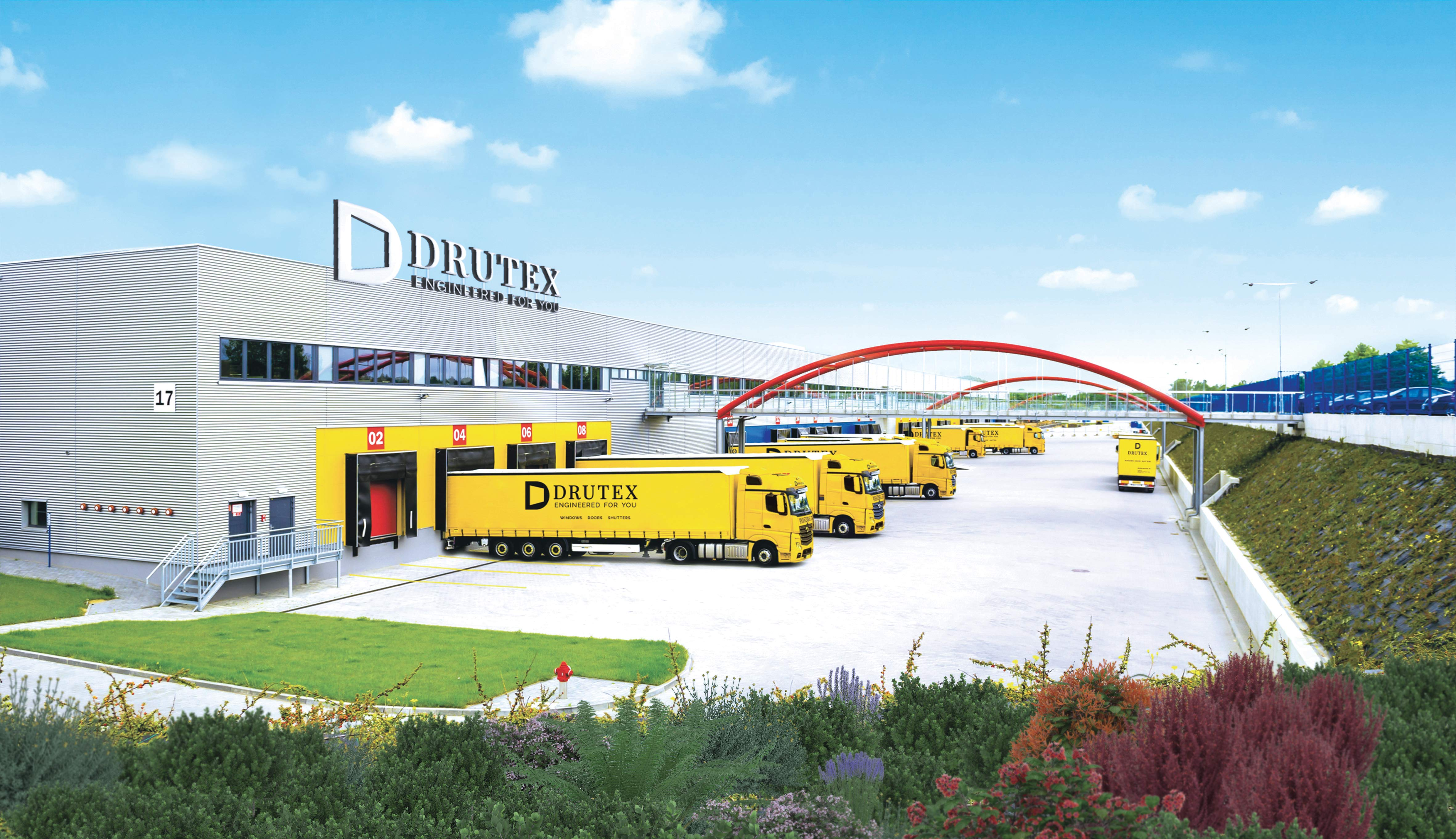 DRUTEX EXPANDS ITS TRANSPORT FLEET!