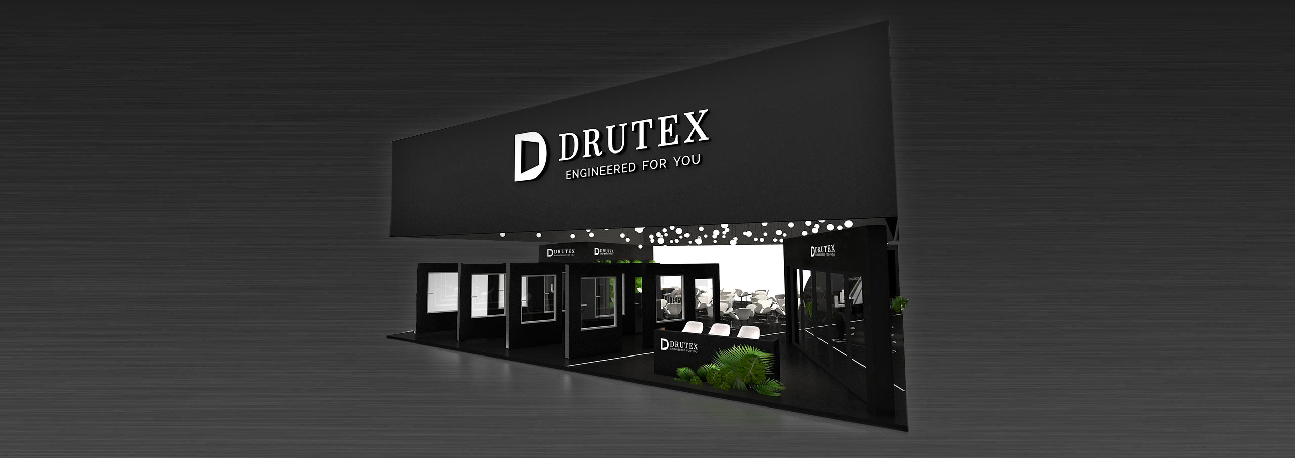 Produits de Drutex au Salon International de la construction « Budma » à Poznań