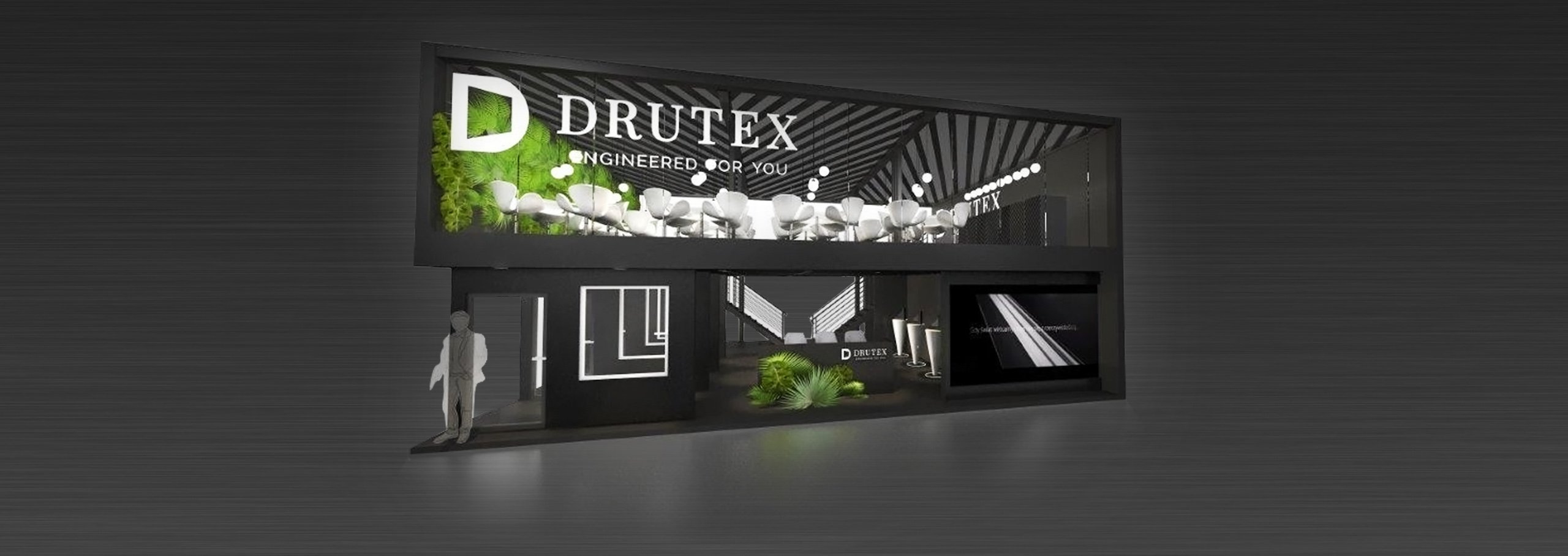 Drutex at the 2018  Fensterbau Frontale trade fair in Germany!