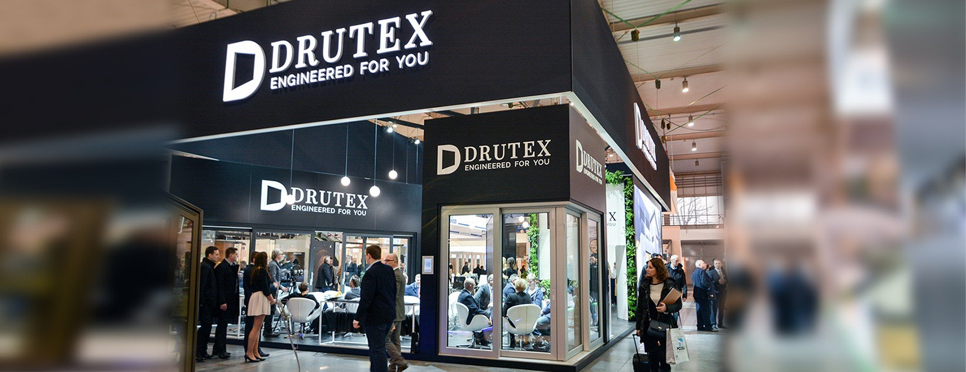 DRUTEX yet again at the BUDMA trade fair!