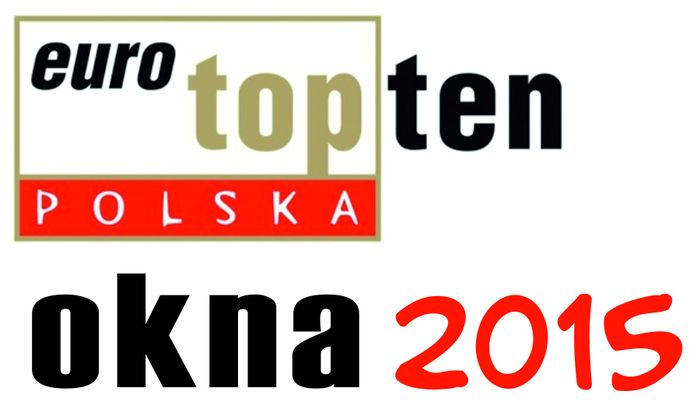DRUTEX windows have been awarded in TOPTEN Okna 2015 - the industry competition!
