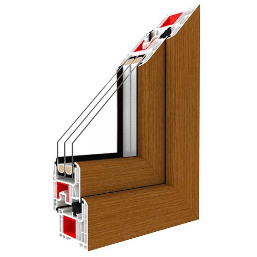 IGLO Energy Classic   PVC Windows