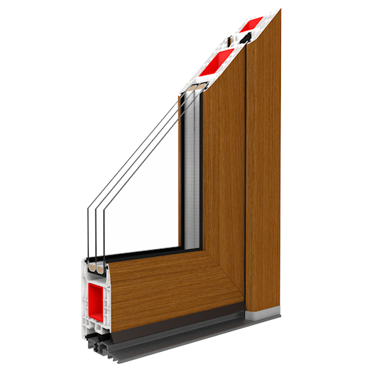 IGLO ENERGY - Doors PVC