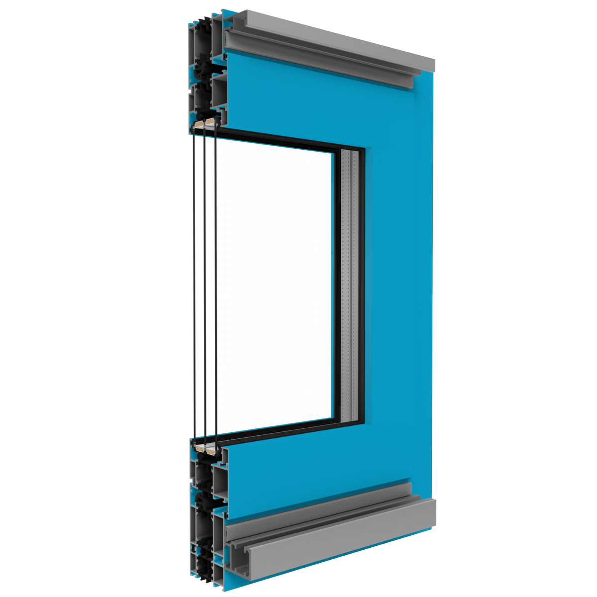 MB-70/ MB-70HI - Folding doors