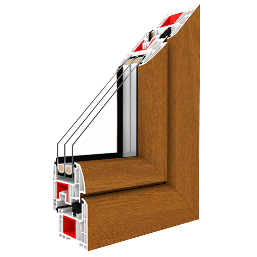 IGLO Energy - PVC windows