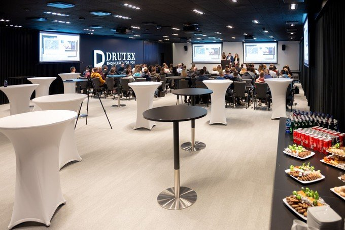 Drutex supports students' development