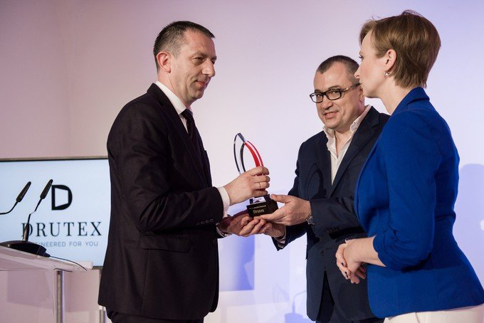 Drutex among the strongest Polish brands